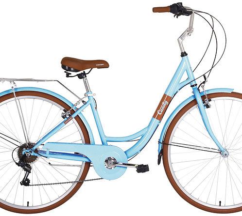 Citybike Damen BLUE CANDY