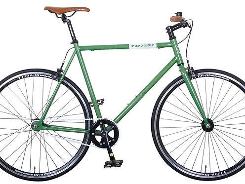 Fixie Bike 57 cm URBAN GREEN