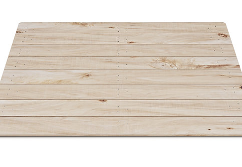 Boden für Hochbeet 119 x 79 cm