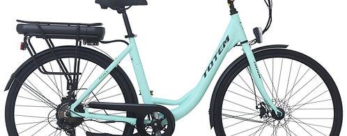 E-Bike City ROXY türkis