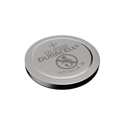 DURACELL Knopfzelle Batterie DL2032 / CR2032 10 Stk.