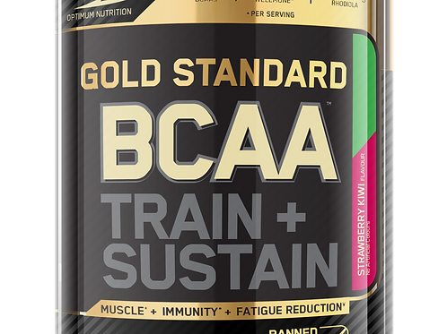 Optimum Nutrition BCAA Pulver 266 g Strawberry Kiwi