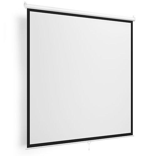 Beamer Leinwand 200 x 200 cm