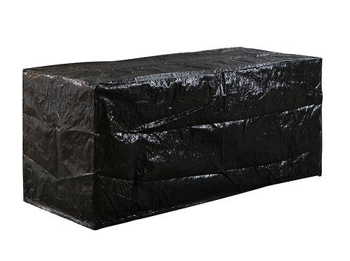 Abdeckplane für Rattan Kissenbox 115 x 48 x 52 cm