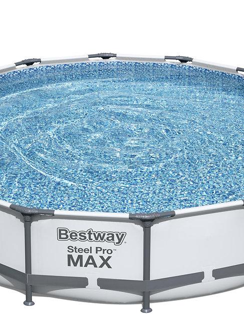 Bestway Swimming Pool Komplett-Set 427 x 84 cm