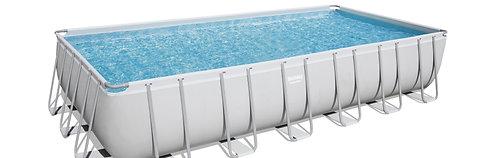 Bestway Pool Komplett-Set 732 x 366 x 132 cm