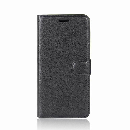 Lederetui für Xiaomi Redmi 5A schwarz