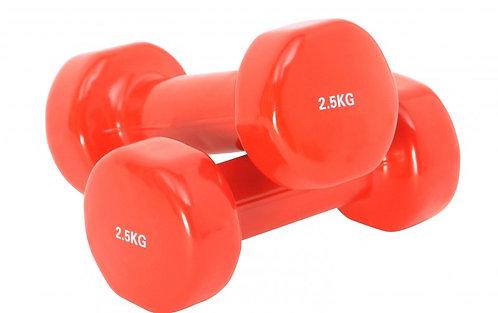 Halntel VINYL 2 x 2.5 kg Set