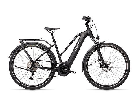 CUBE Touring Hybrid Pro 500 Lady black´n´white