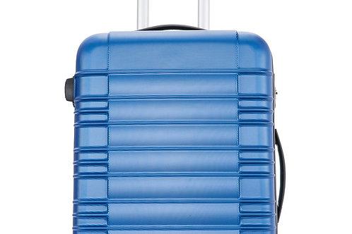 Reisekoffer Hartschalenkoffer Grösse L blau