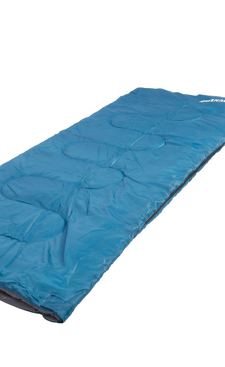 Schlafsack Dunlop blau