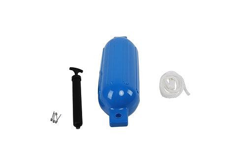 Bootsfender blau 50 x 12 cm