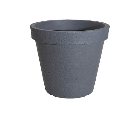 Blumentopf grau 50 cm