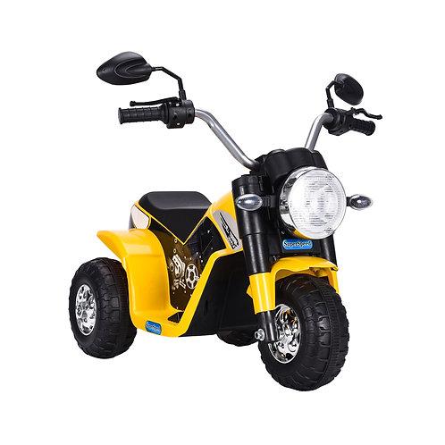Dreirad mit Elektromotor