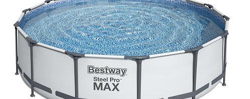 Bestway Pool Komplett-Set 427 x 107 cm