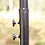 Thumbnail: Ampelschirm mit LED 300 cm rot