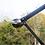 Thumbnail: Ampelschirm mit LED 350 cm anthrazit