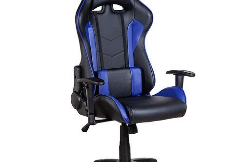 Gaming Stuhl Bürostuhl LIMITLESS schwarz blau