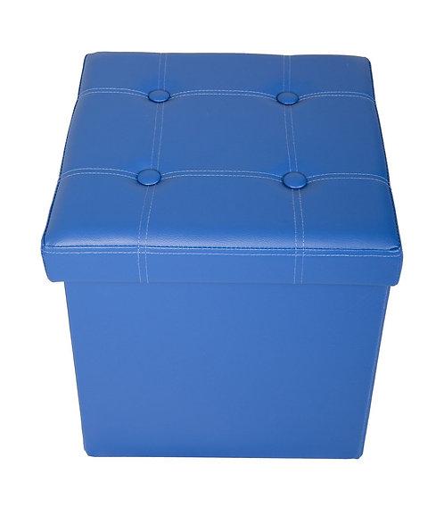 Sitzwürfel Ben blau