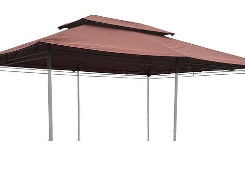 Dach für Gazebo 3 x 4 m Art. 2882
