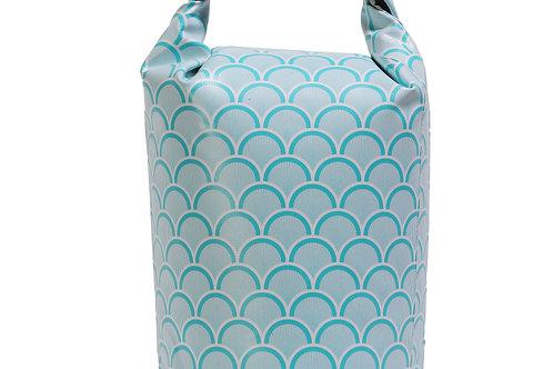 Dry Bag Tasche wasserdicht blau 3L