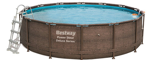 Bestway Swimming Pool Komplett-Set 427 x 107 cm