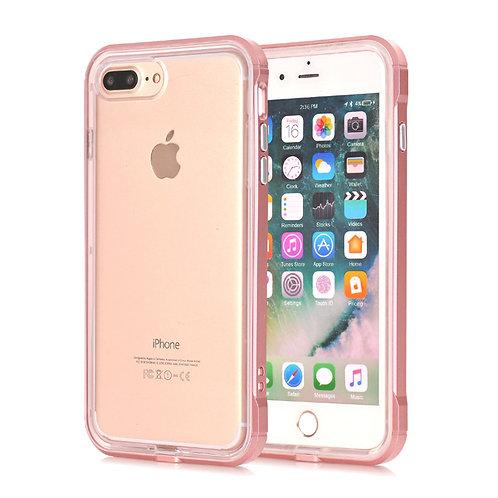 Bumper rosa für iPhone 7 Plus