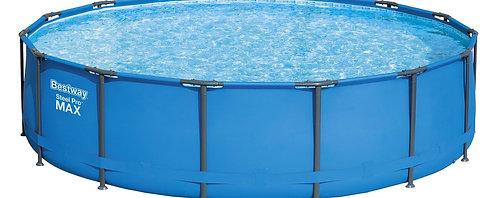 Bestway Swimming Pool Komplett-Set 427 x 107 cm