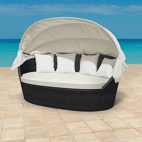 Gartenmöbel Rattan Lounge Sonneninsel TORINO