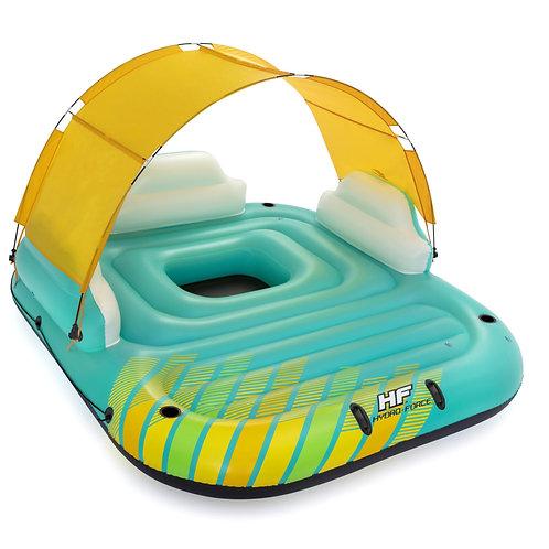 Badeinsel Sunny Lounge für 5 Personen