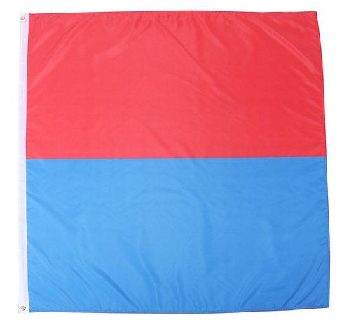 Kantonsflagge Tessin 120 cm x 120 cm