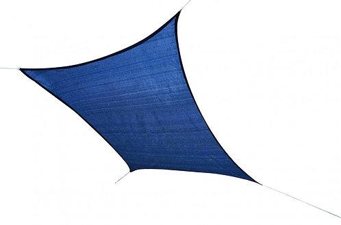 Sonnensegel 3x4 m blau