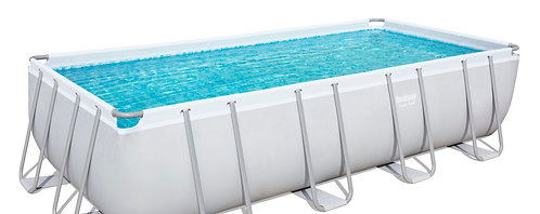 Bestway Swimming Pool Komplett-Set 549 x 274 x 122 cm