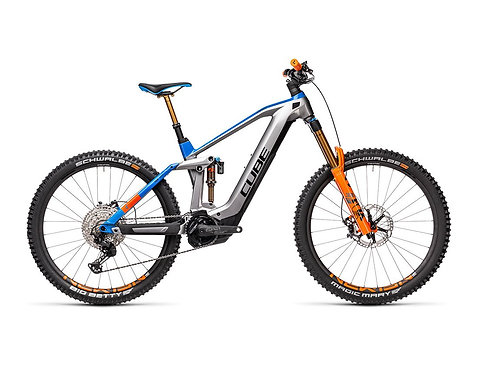 Cube Stereo Hybrid 160 HPC Actionteam 625 27.5 Nyon actionteam  E-Bike Fully