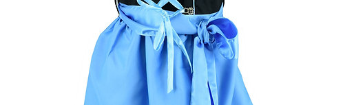 Dirndl Kleid blau Grösse 34