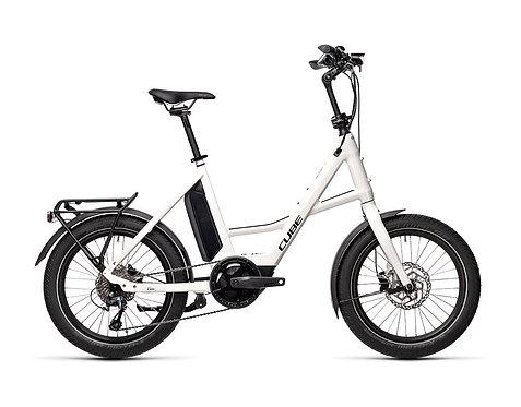 CUBE Compact Hybrid Sport white´n´black