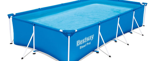 Bestway Swimming Pool Set 400 x 211 x 81cm