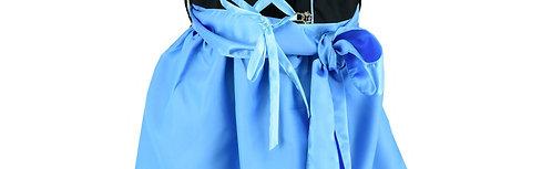 Dirndl Kleid blau Grösse 44