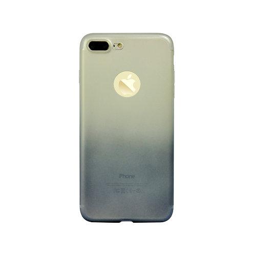 Schutzhülle grau für iPhone 7 Plus