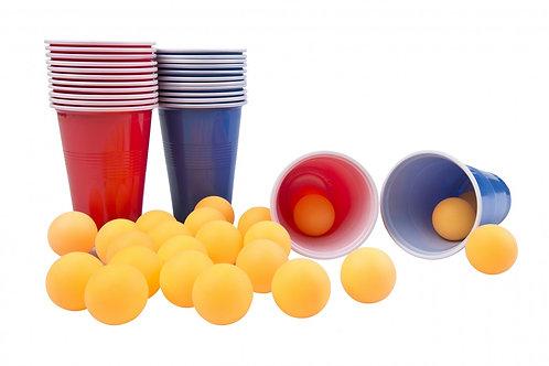 Beer Pong Spiel 48-teilig