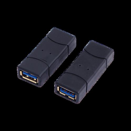 Adapter USB 3.0-A Buchse auf USB 3.0-A Buchse