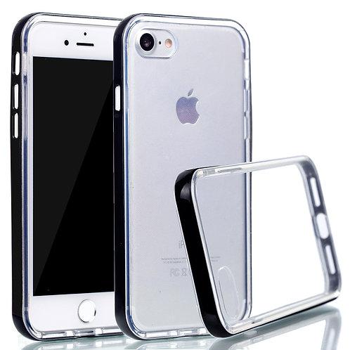Bumper schwarz für iPhone 7