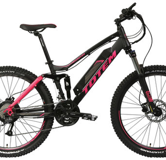 """E-Bike Fully Mountainbike 27.5"""" PANTHER-S"""