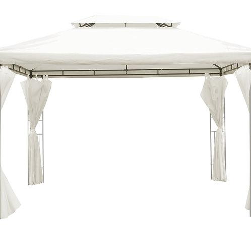Dach für Gazebo 3 x 4 m beige Art. 9262