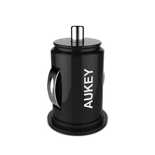 USB Dual Adapter schwarz für Fahrzeuge