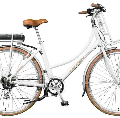 E-Bike City BETTY weiss