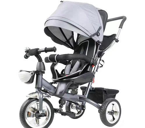 Dreirad Kinderwagen ELIA 2-in-1 anthrazit