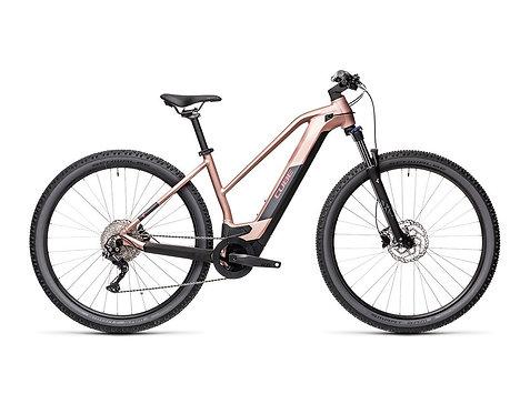 Cube Reaction Hybrid ONE 500 29 Lady blushmetallic´n´grey  E-Bike Hardtail