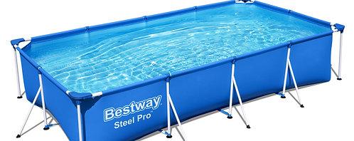 Bestway Pool Set 400 x 211 x 81 cm