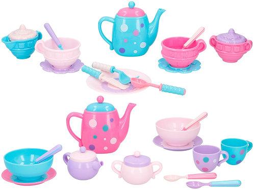 Spielset Teeparty 16-teilig